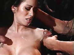 Anal, Blowjob, Facial, Threesome, Big Boobs