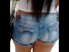 Big Butts, Brunette