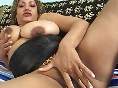 Black creampie fat bbw
