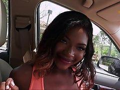 Girlfriend, Black, Ebony, Car