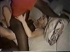 Blonde, Blowjob, Interracial, MILF