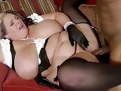 Mature naked chubby ebony