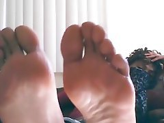 Amateur, Femdom, Foot Fetish